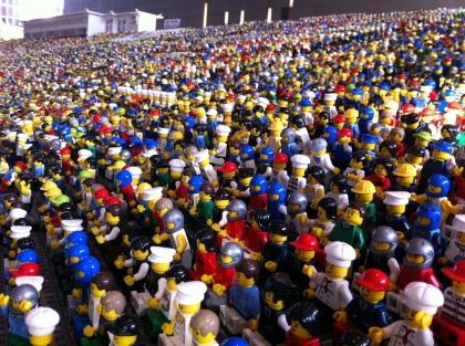 Paredes de Coura: «Lego Fan Weekend» começa esta sexta - 20 mil visitantes esperados