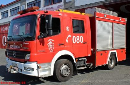 Valença: Bombeiros galegos impedidos de entrar no país para prestar ajuda