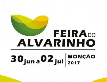 Monção: Contagem decrescente para a Feira do Alvarinho - Cerimónia de abertura será de manhã