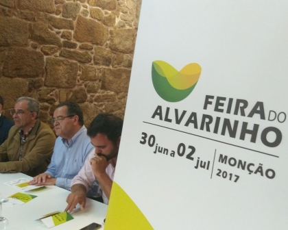 Monção: Inovação e qualidade prometem ser palavras de ordem na Feira do Alvarinho