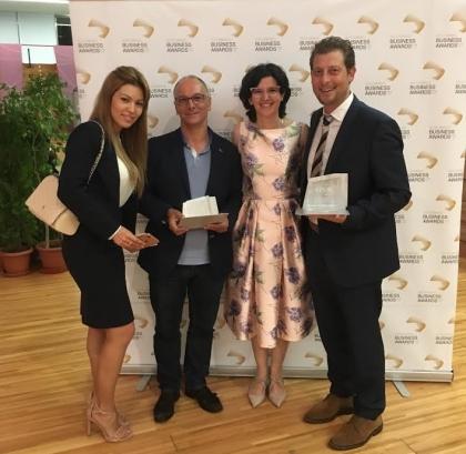 Cerveira: Empresas do concelho distinguidas na gala Alto Minho Business Awards