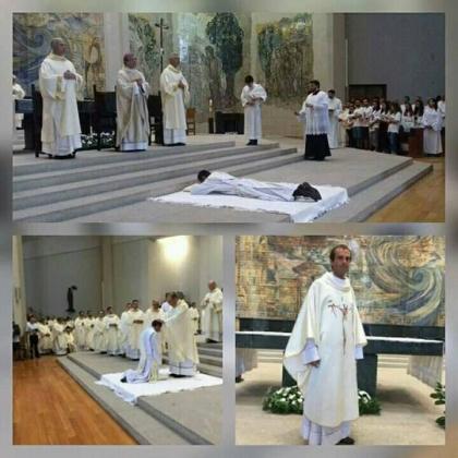 Monção tem um novo Padre - Missa Nova de Duarte Manuel Caldas Gonçalves marcada para sábado