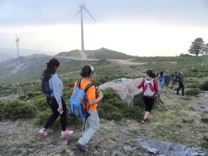 Monção: Trilhos atraem dezenas de participantes - Próxima caminhada será dia 12 de agosto