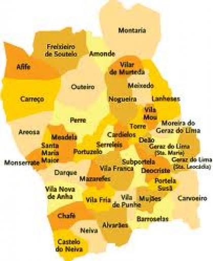 Freguesias: Câmara de Viana vai propor mapa com 40 freguesias