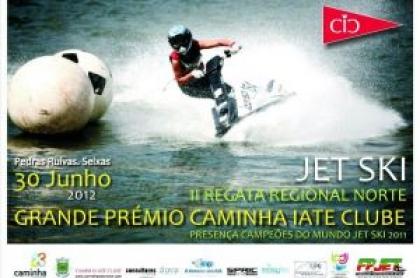 Rio Minho recebe prova de Jet Ski e presença confirmada de três campeões mundiais
