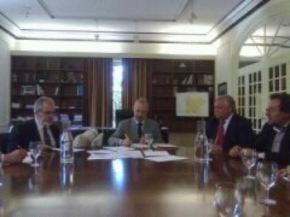 """Assinados contratos de financiamento de projetos âncora do """"Centro de Mar"""" do Alto Minho"""