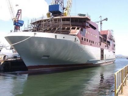 """Grupo russo garante solução rápida para ferryboat """"Atlântida"""""""