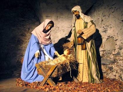 Nascimento do menino Jesus recriado esta noite na Igreja Matriz