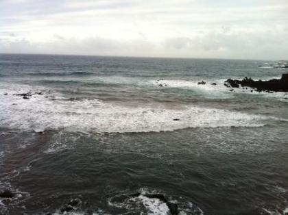 Barras de Caminha e Vila Praia de Âncora fechadas devido ao mau tempo - Marinha