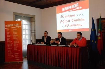 Caminha Agita 2013: Executivo apresenta 40 eventos para 30 semanas da Primavera/Verão
