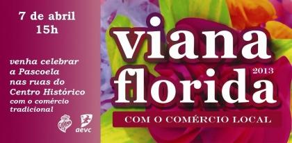 Mais de 100 espaços comerciais celebram Pascoela com flores e Compasso Pascal