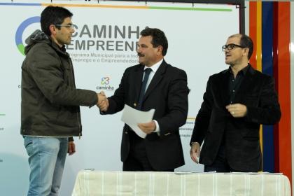 Empresas do concelho recebem estágios do IPVC