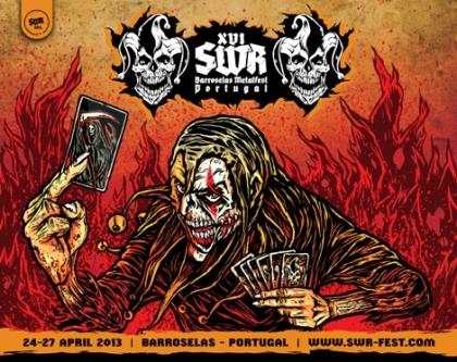 Possessed e Pentagram são cabeças de cartaz do Barroselas Metalfest