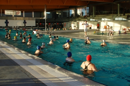 Piscinas celebram três anos com provas de natação e aulas gratuitas