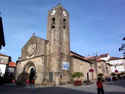 Igreja matriz classificada como monumento de interesse público