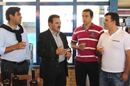 Câmara Municipal cede bar do ferry ao Sporting Clube Caminhense