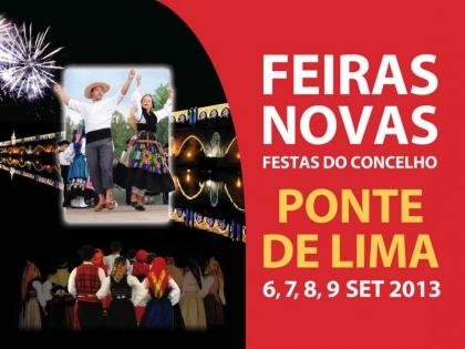 Vitorino canta nas Feiras Novas 2013