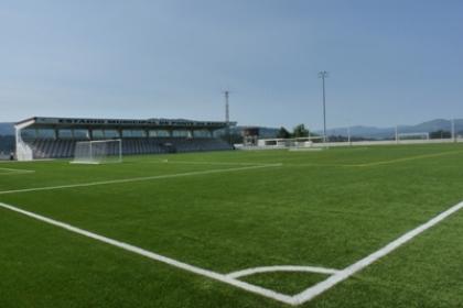 Novo Estádio Municipal inaugurado este sábado com jogo entre Veteranos locais e Velhas Guardas do Benfica