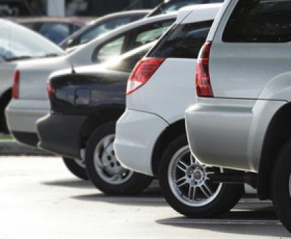 Município disponibiliza mais de 40 lugares de estacionamento gratuitos