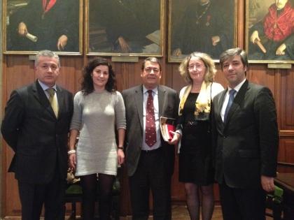 Câmara Municipal reúne com Ordem dos Advogados: Discordância da reforma dos Tribunais em debate