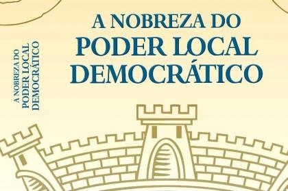 """Diamantino Bártolo apresenta mais um livro """"A nobreza do Poder Local Democrático"""""""