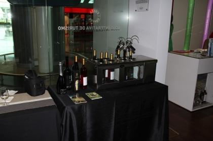 Vinhos do Solar de Merufe em promoção no Aeroporto Sá Carneiro