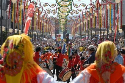 Romaria d' Agonia vai ser representada em Lalín