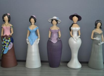 Braga: Hotel Meliá recebe exposição de bonecas em tamanho invulgar