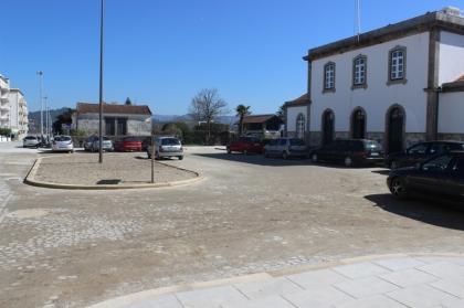 Parque de estacionamento do Largo Sidónio Pais deverá estar pronto em Abril