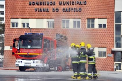 Bombeiros Municipais comemoram hoje 234 anos de vida