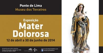 "Museu dos Terceiros expõe ""Mater Dolorosa"""