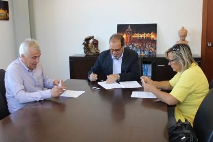 Câmara de Caminha e Bombeiros assinaram protocolo de colaboração
