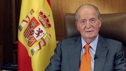 Rei de Espanha abdicou do Trono