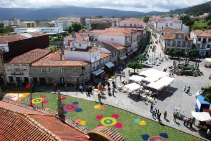 Dia do Corpo de Deus: Tapetes floridos marcam festa em Caminha