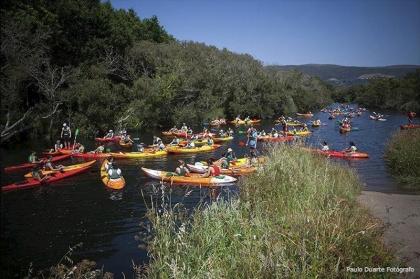 II Descida do Rio Coura em Kayak marcada para 12 de Julho