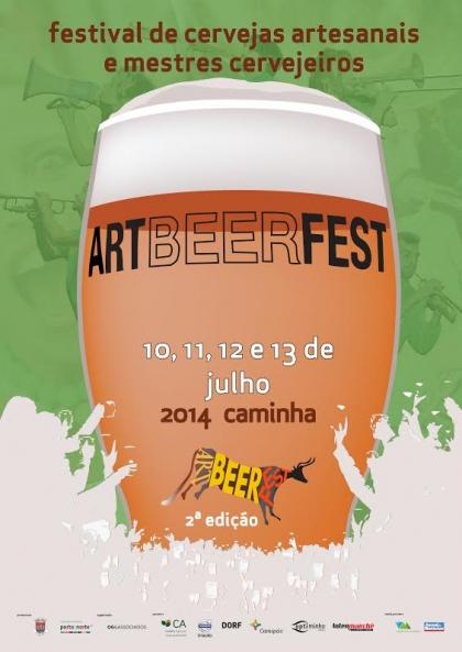 Artbeerfest chega a Caminha esta quinta-feira