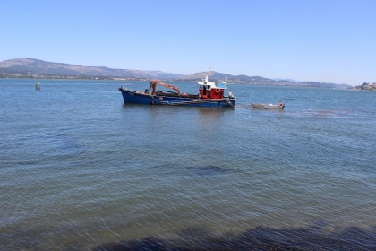 Ferry Santa Rita deverá regressar dentro de duas semanas