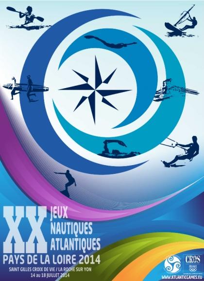 Jogos Náuticos do Atlântico contam com a presença de 60 atletas de clubes vianenses
