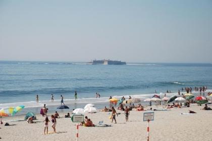 Presidente da APA visita a praia de Moledo esta quinta-feira