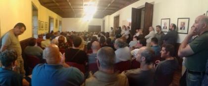 Caminha: Miguel Alves reuniu-se com cerca de uma centena de empresários