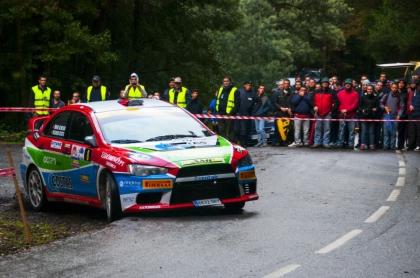 Valença: Celestino Iglesias e Jorge Iglesias foram os vencedores do 1º Rally da Eurocidade