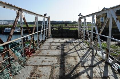 Viana: Câmara vai reabilitar Ponte Móvel da doca portuária