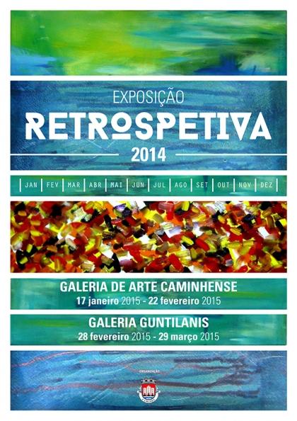 Caminha: Galeria de Arte acolhe exposição 'Restrospetiva 2014'