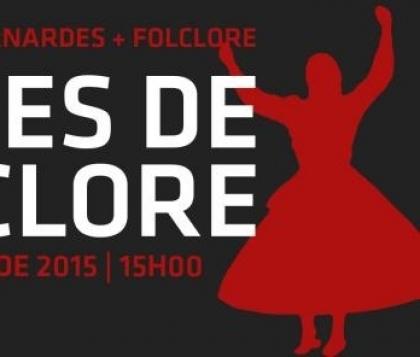 Ponte de Lima: Teatro Diogo Bernardes recebe 'Tardes de Folclore' este domingo