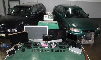 Viana: GNR deteve seis suspeitos de tráfico de droga