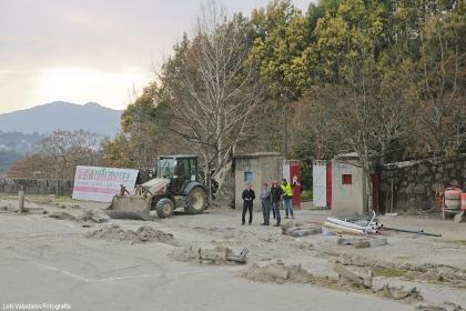 Caminha: Novo campo de futebol de Lanhelas deverá estar pronto em outubro