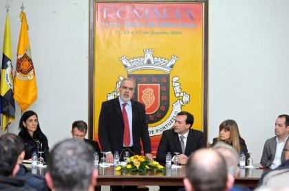 Viana: Executivo Municipal visitou Santa Marta de Portuzelo