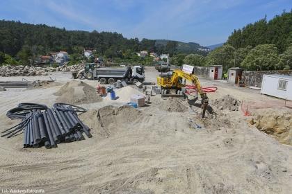 Caminha: Campo de futebol de Lanhelas está a ser requalificado