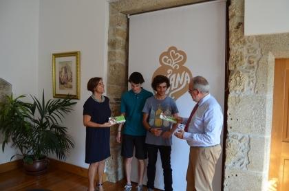 Viana: Dois alunos vão recriar Viagem a Trento de Frei Bartolomeu dos Mártires