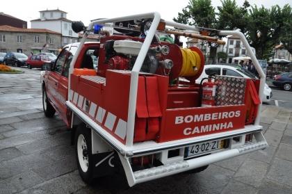 Caminha: Habitantes de Castanheira aconselhados a evacuar - Miguel Alves fala em cenário 'desolador'